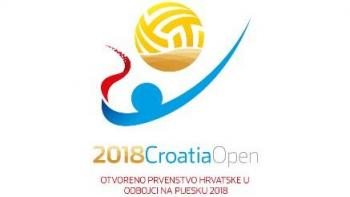 2018 CROATIA OPEN - NOVALJA, 15.-17.6.2018.