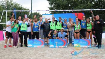 Turnir u Zagrebu zaključuje uspješnu sezonu turnira odbojke na pijesku