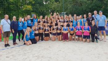 Odigrano Klupsko prvenstvo Hrvatske za mlađe uzraste